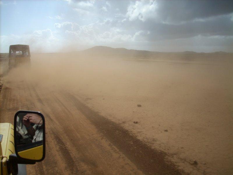 Excursion en Jeep à Aruba