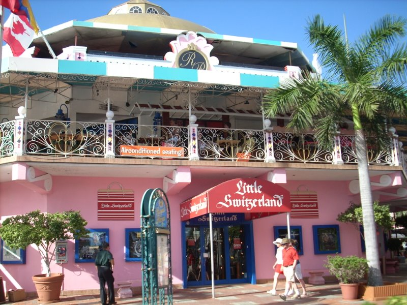 Orenjestad à Aruba