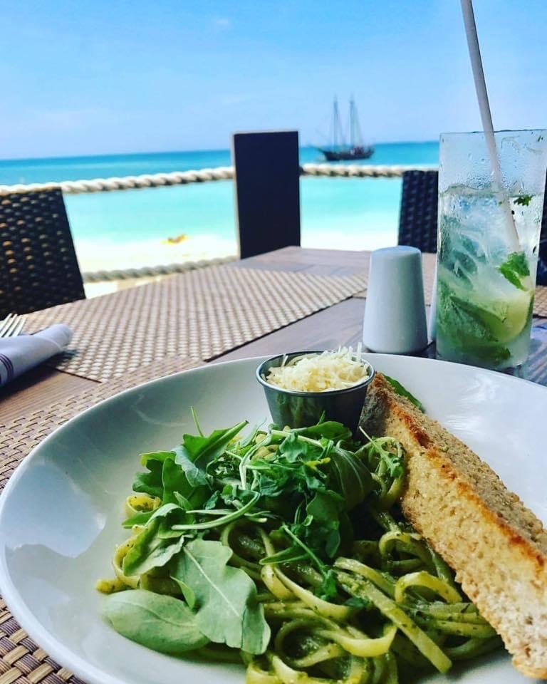 Restaurant à Aruba