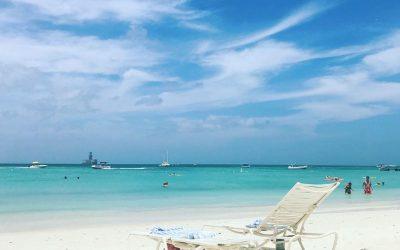 Bonbini ! Aruba.  Bienvenue à Aruba